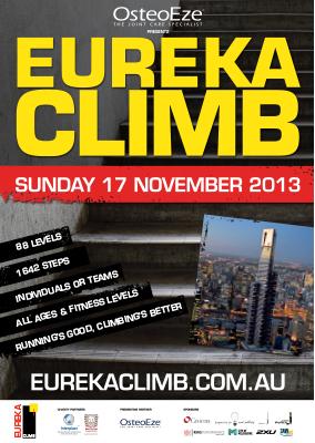 Eureka Climb Poster 2013