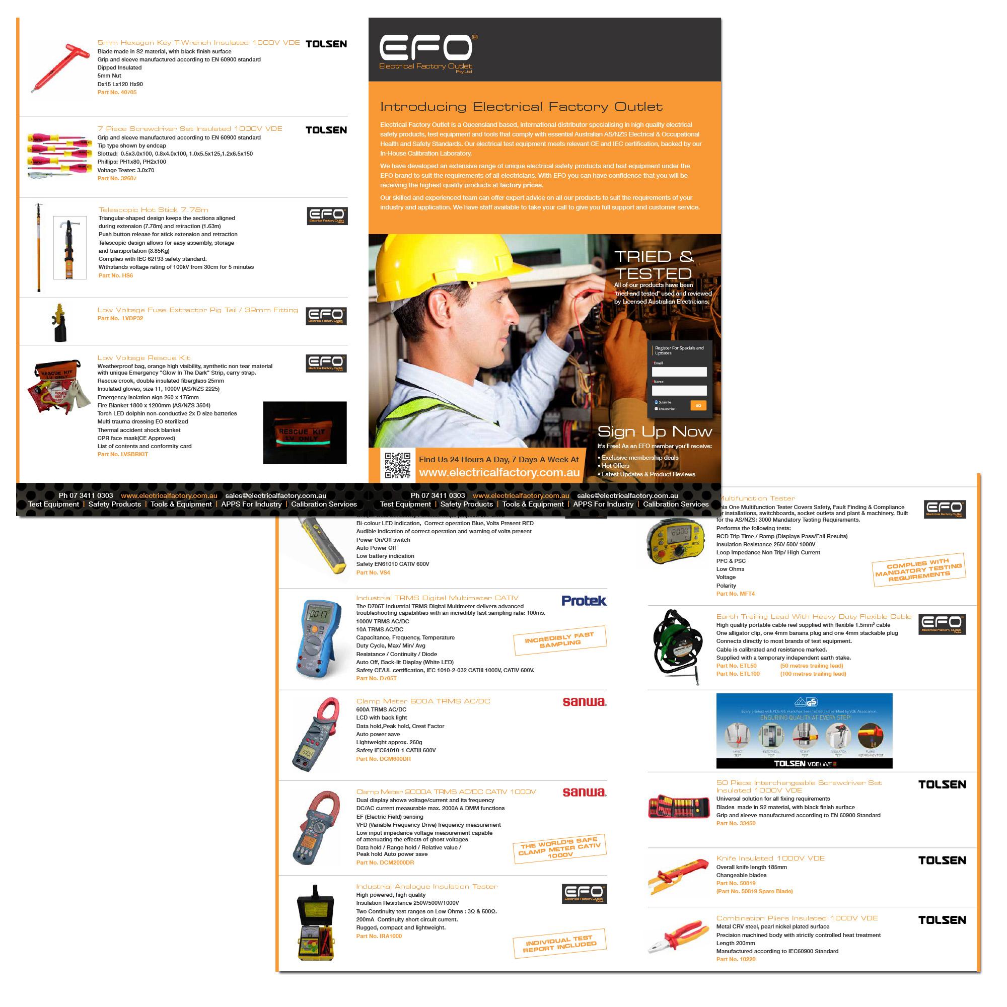 EFO-Brochure