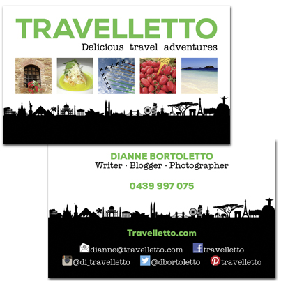 travelletto-business-cards